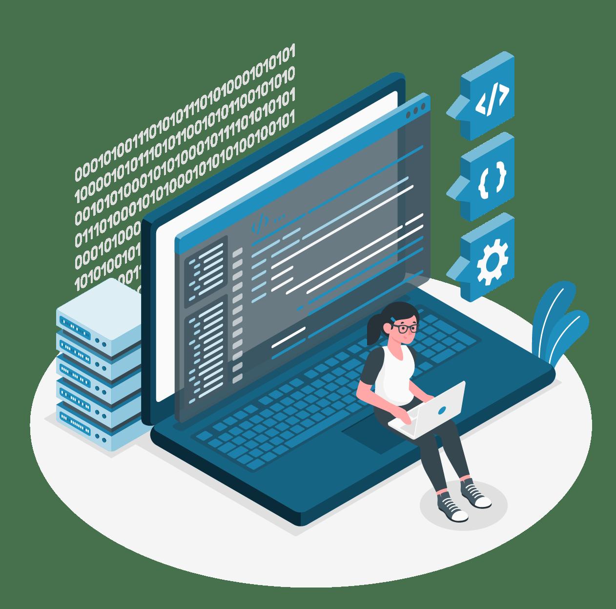 SaaS Application developer