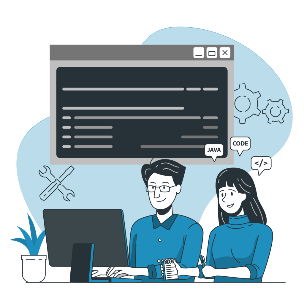 custom java and web services